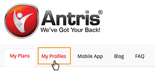 Antris My Profile