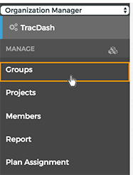 Trac Dash Group Members