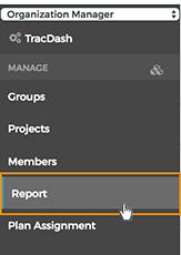 Trac Dash Reporting